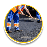 Asphalt Repair Logo Baltimore