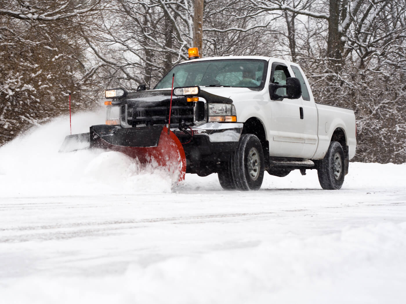 Snow Removal Contractor In Baltimore