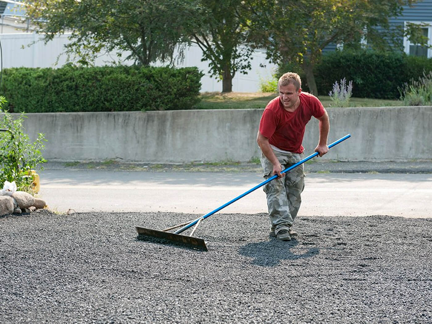 Heated Driveway And Walkways Baltimore Md Paving Pros