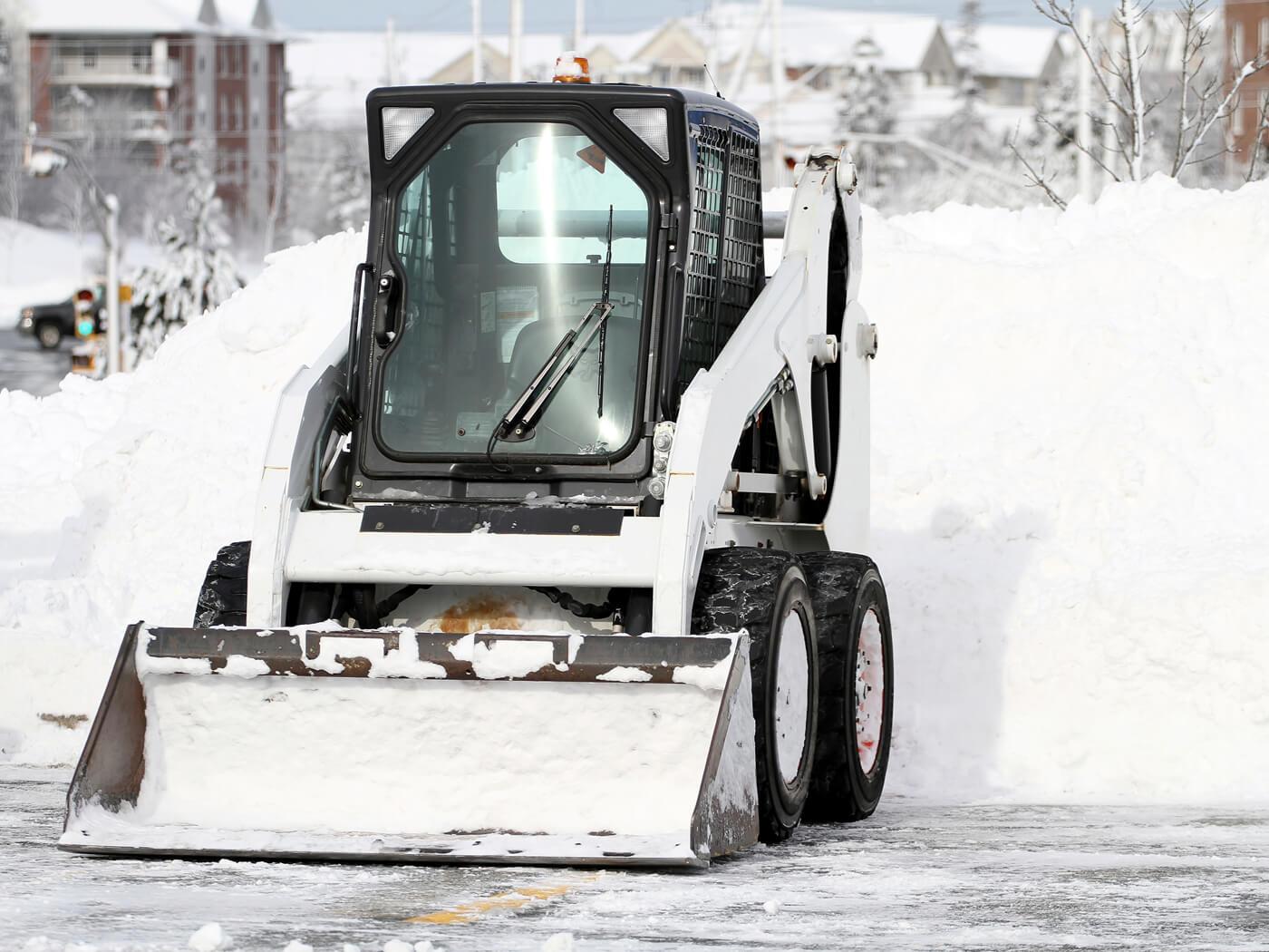 Remove Snow Baltimore