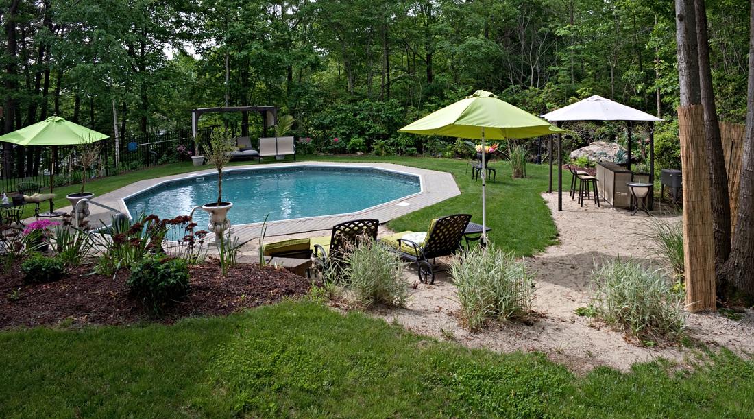 Baltimore Pool Deck