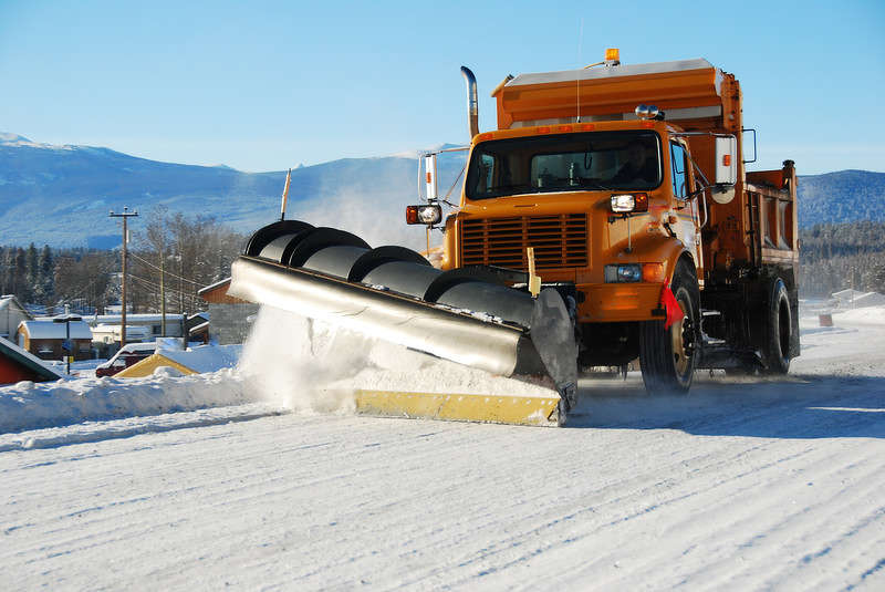 Snow Removal Process Baltimore Maryland