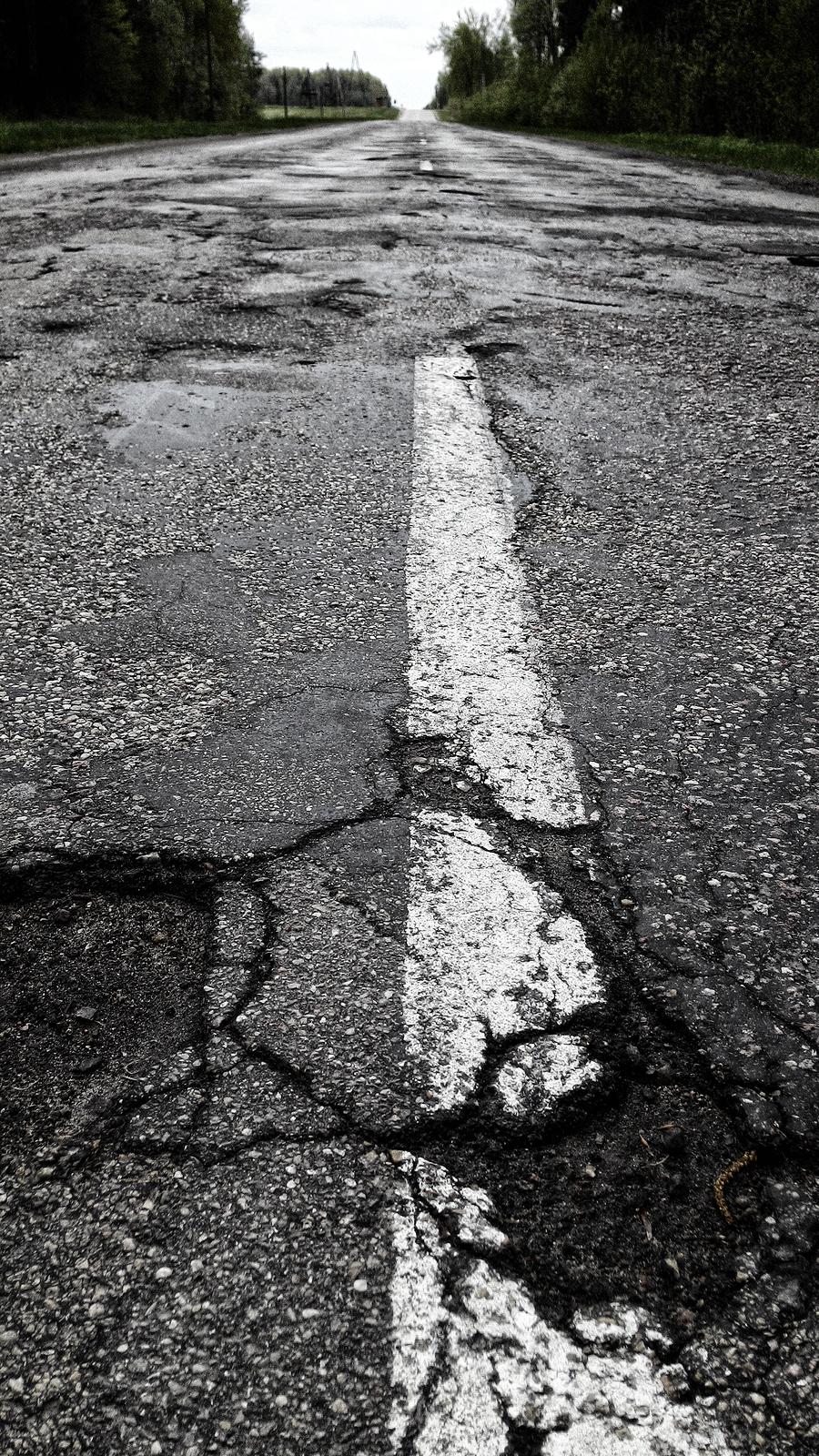 asphalt damage repair