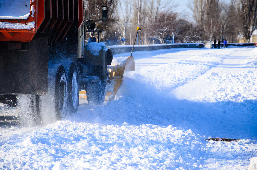 Bethesda Snow Removal & Plowing Service