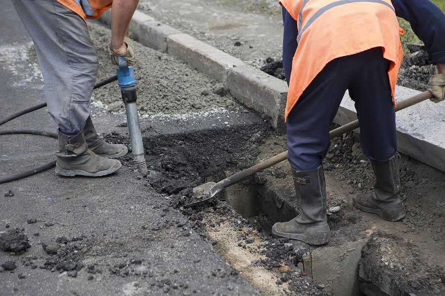 Asphalt Paving repair Rockville