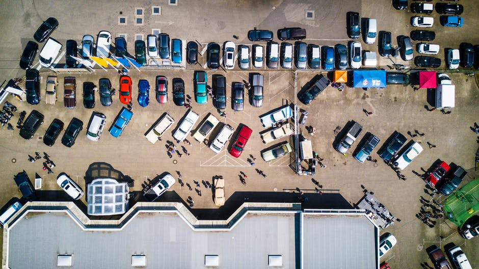 reasons to refresh your parking lot lines