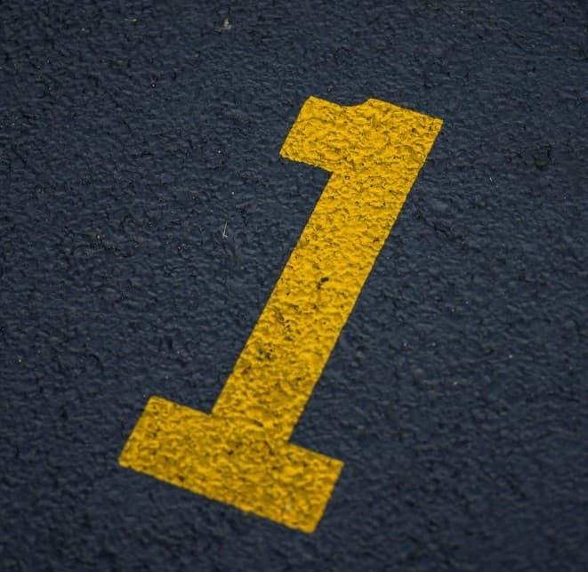 parking lot paint quality