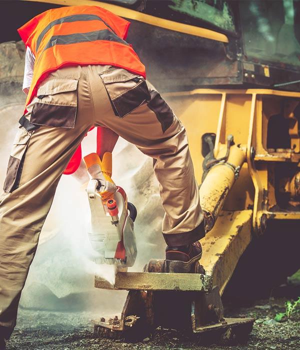 construction worker job PRZELAM